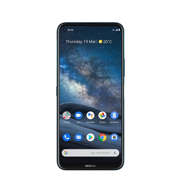 Анонс Nokia 8.3 5G
