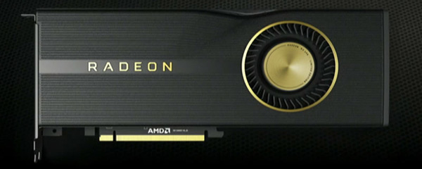 AMD Radeon Navi RX 5700 XT 50the Anniversary Edition