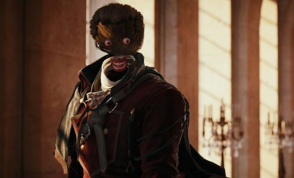 Bug Assassin's Creed Unity