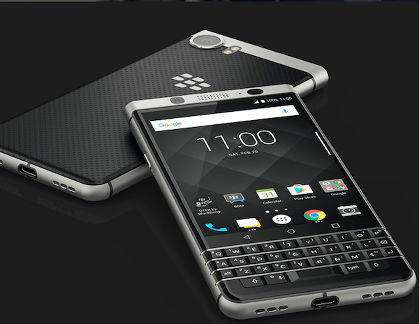 BlackBerry KEYone и BlackBerry Motion вошли в программу Android Enterprise Recommended