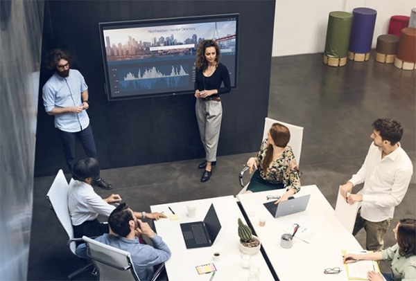 Dell 75 4K Interactive Touch Monitor