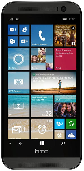 HTC One (M8) Windows Phone 8.1