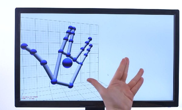 Leap Motion V2 Tracking