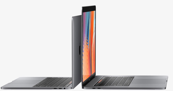 MacBook Pro с OLED-панелью Touch Bar и Touch ID