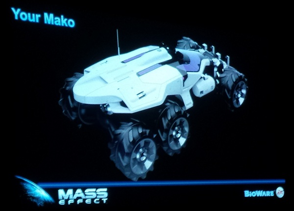 Next Mass Effect Maco
