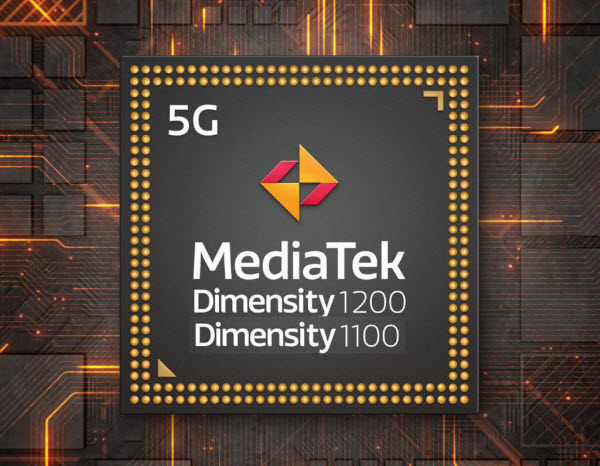 6-нм 8-ядерные процессоры MediaTek Dimensity 1200 и 1100