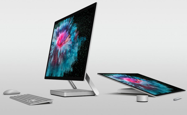 Microsoft представила моноблок Surface Studio 2