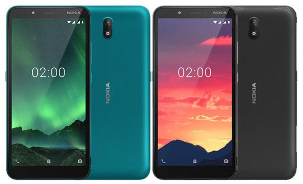 Анонс Nokia C2