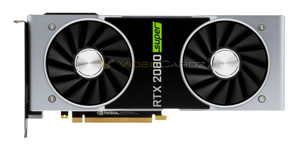 Анонс видеокарт Nvidia GeForce RTX Super пройдёт 2 июля