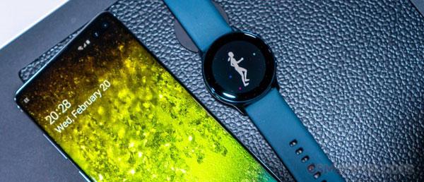 Samsung Galaxy Watch Active получат функцию ЭКГ только в ...