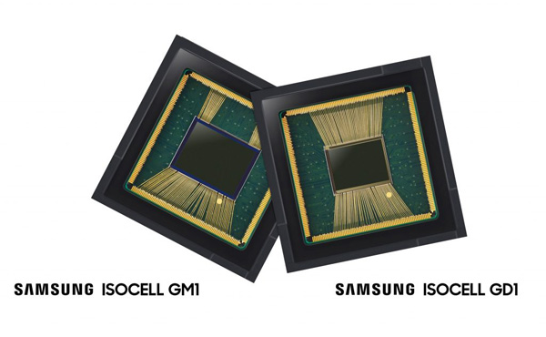 Samsung ISOCELL Bright GM1 и ISOCELL Bright GD1