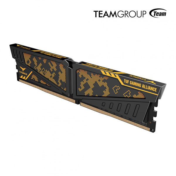T-Force Vulcan TUF Gaming Alliance DDR4