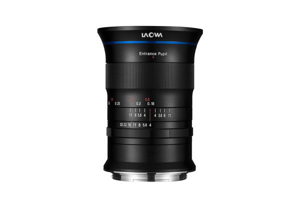 Анонс объектива Venus Optics Laowa 17mm f/4 Zero-D