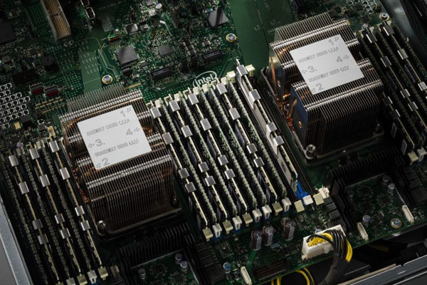 Процессоры Intel Xeon Scalable (Cascade Lake)